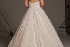 blush-princess-wedding-dress-with-open-back-rearcloseup