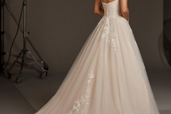 blush-princess-wedding-dress-with-open-back-rearview