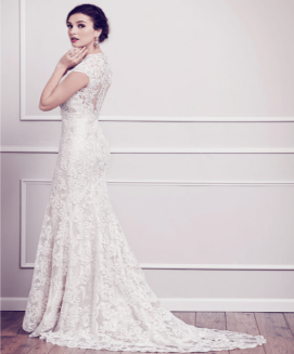 Elegant Wedding Dress Wedding Dresses Eden Manor Bridal Wexford Ireland