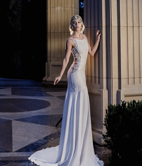 Sheath Wedding dresses Eden Manor Bridal Wexford