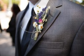 Button Hole Ideas Weddings