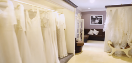 Wedding dresses shop, Ireland