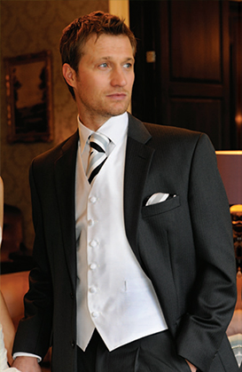 Groom Wedding Suit Hire Eden Manor Bridal Wexford