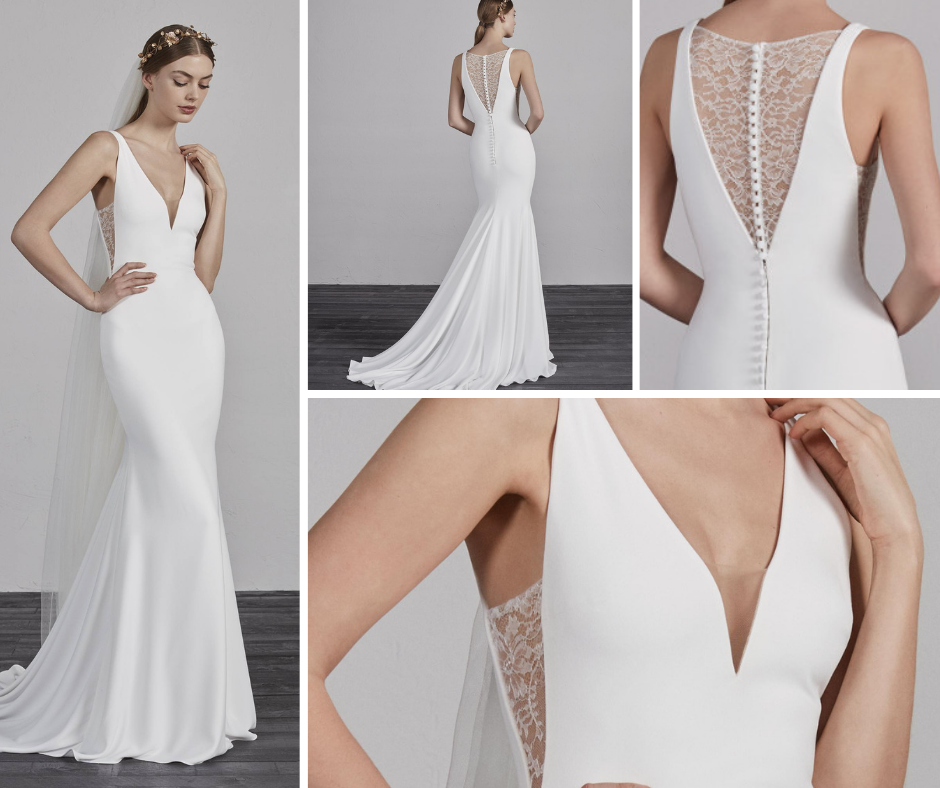 Estilo by Pronovias at eden manor bridal